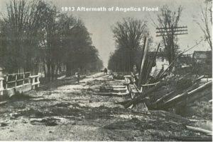 Angelica Flooding
