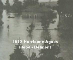 Belmont Flooding
