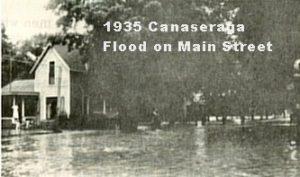 Canaseraga Flooding