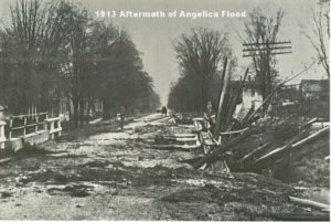 Angelica Flooding