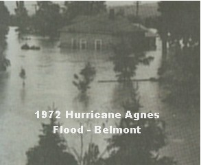 Belmont Flooding