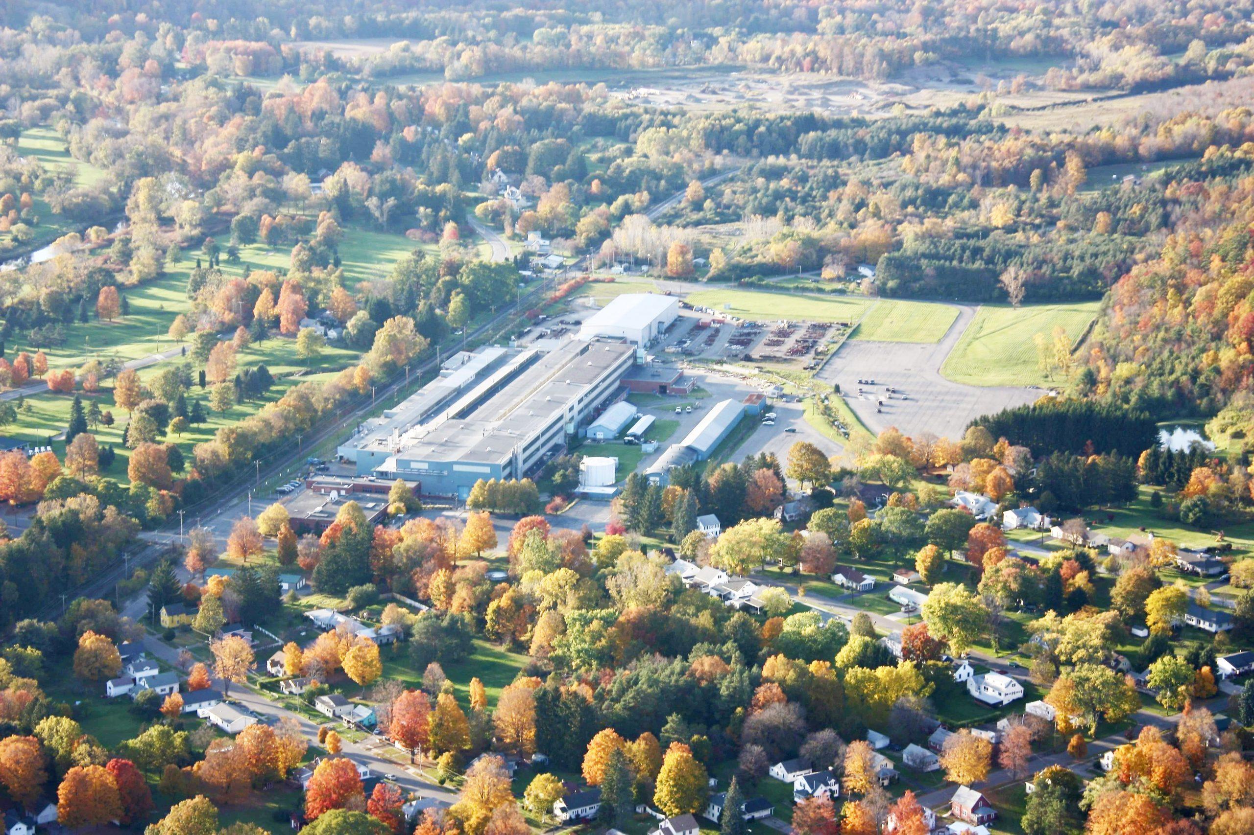 Wellsville Business Park